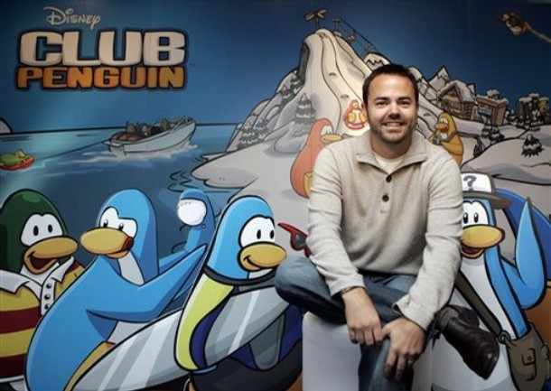 Australia Disney Club Penguin